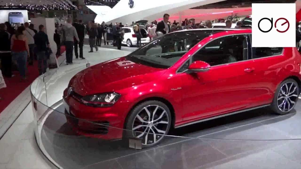 Volkswagen Golf 2014 Red Volkswagen Golf Gti 2014 Mk7