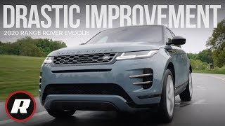 2020 Range Rover Evoque Review: Part evolutionary, part revolutionary