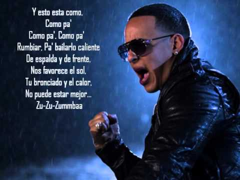 Limbo - Daddy Yankee (Con letra) Prestige 2012 HD