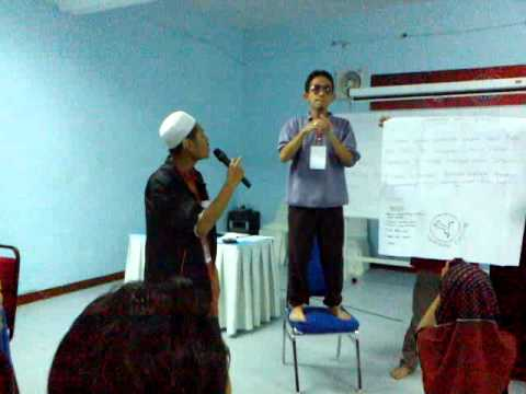 DEAF_TEAM BUILDING FOR GIFTED YOUNG LEADER POLITEKNIK MALAYSIA