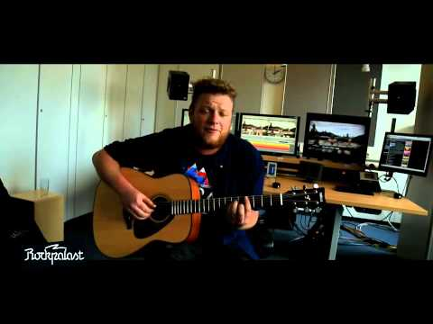 Wil Wagner from The Smith Street Band - Ducks Fly Together - Acoustic (rockpalast)