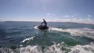 Waveblaster/seadoo spark fun -  two on a waveblaster