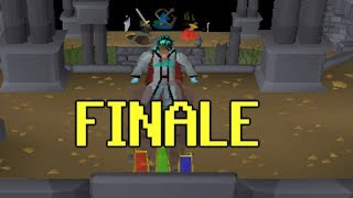 I Maxed My Ironman - The Finale Of Iron Completionist