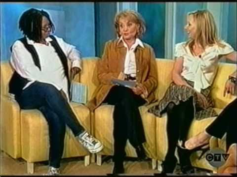 Anne Heche on the View