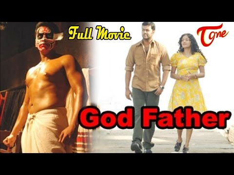 God Father || Full Length Telugu Movie || Indrajith || Dhanya...