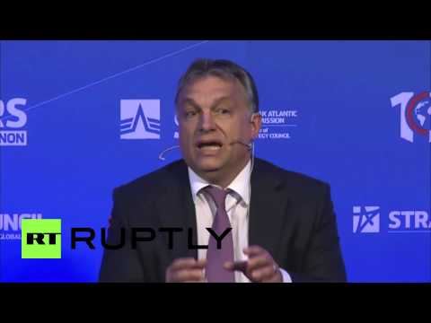 Slovakia: Orban lambasts EU for neglecting its duty to defend its borders