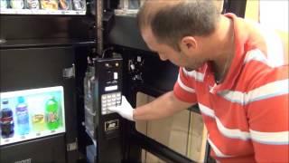 Model 3 Cashbox & electronics overview