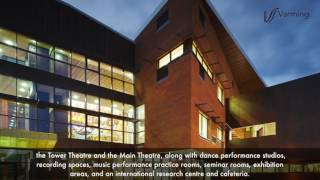 Projects in education:  Irish World Academy of Music and Dance