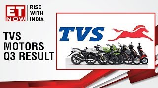 TVS Motors Q3 results out,  FY19: PAT at Rs 178 crore