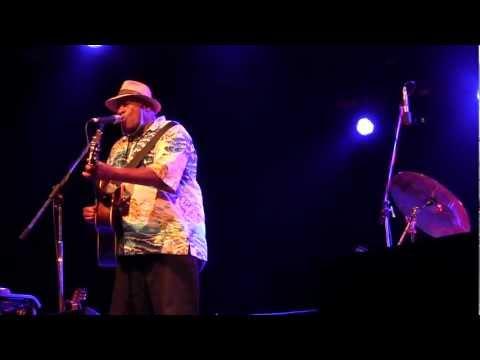 Taj Mahal Trio Bluesfest 2013 Byron Bay
