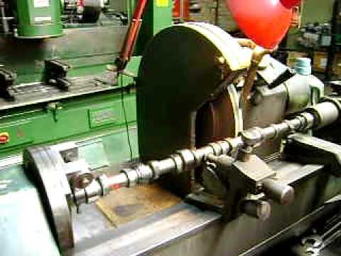 fabricaciones de arbol de leva.avi