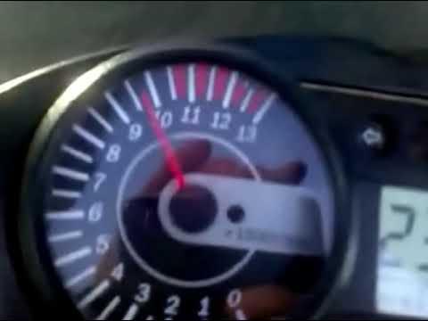 Hyosung 650 Velocidad Máxima