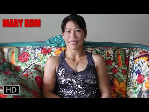 MC Mary Kom - Open Challenge! Are you game?