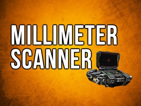 Black Ops 2 In Depth - Millimeter Scanner (changes recoil)