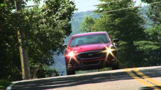 2013 Ford Taurus SHO - Drive Time Review with Steve Hammes