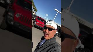 Kenjo's Adventure ~ Sahara Jeep Dealership Las Vegas Nevada