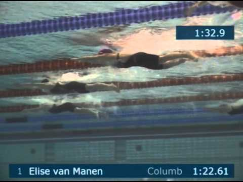 Swim Cup 2013 - event 28 - 200m breaststroke girls - final