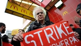 Fast Food Chains Cost Taxpayers Big  10/29/13