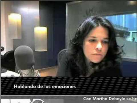 Martha Debayle en vivo