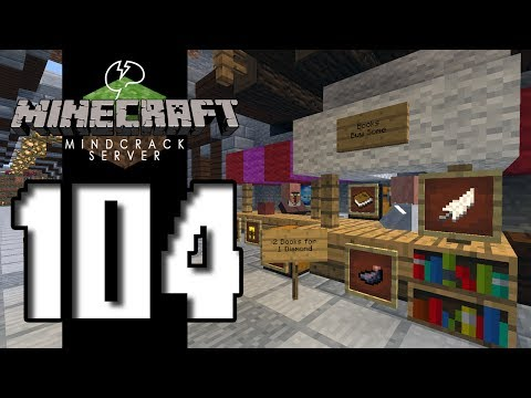Beef Plays Minecraft Mindcrack Server S3 EP104 Booth Boys