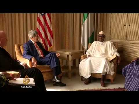Kerry: US prepared to help Nigeria fight Boko Haram