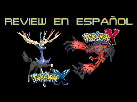 POKÉMON X/Y - Análisis / Review (español)