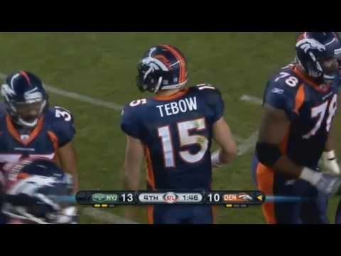 Tim Tebow Pro Highlight Tape 2011, Part 2/5