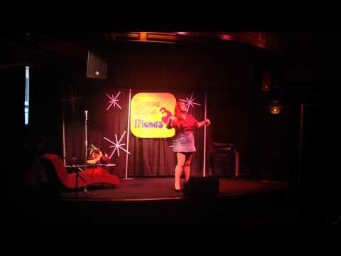 Rouge Fatale Performs The Log Drivers Waltz at Casino Nova Scotia...