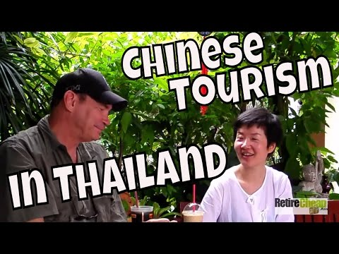 Chinese Tourism in Thailand