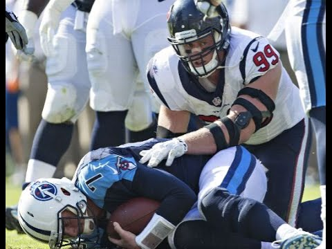 Houston Texans vs Tennessee Titans - October 26, 2014 Week 8 - Recap