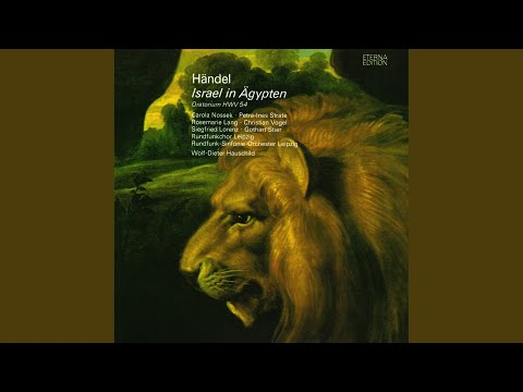 Israel in Egypt, HWV 54: Part II: Sing ye to the Lord (Soprano, Chorus)