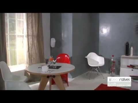Peinture loft beton cire les d coratives sur - Www les decoratives com ...