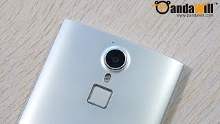 DOOGEE F5 Smartphone 64bit Octa Core 3GB Unboxing & Hands On