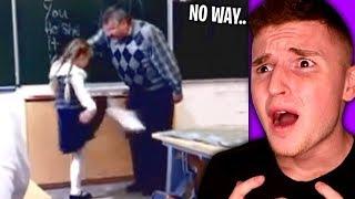 Teachers Who Took It TOO FAR..