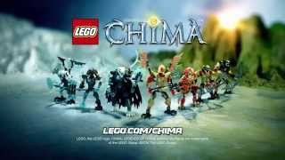 CHI Sir Fangar 70212 vs. CHI Fluminox 70211 - Lego Chima
