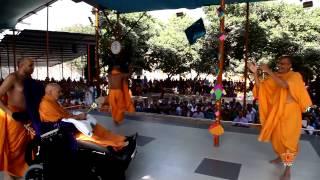 Guruhari Darshan 15 Jan 2015, Sarangpur, India