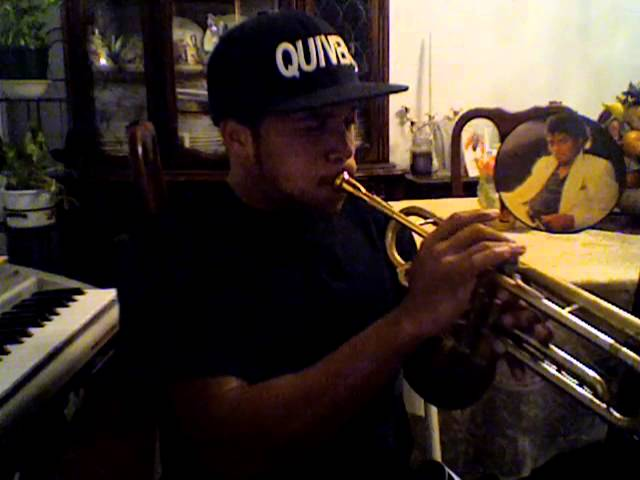 Diamonds - Rihanna (Trumpet Cover) By Sean Taylor