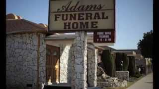 Robert L Adams Morturary Drive-Through Funeral Home