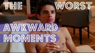 The Worst Awkward Moments.. | Brent Rivera