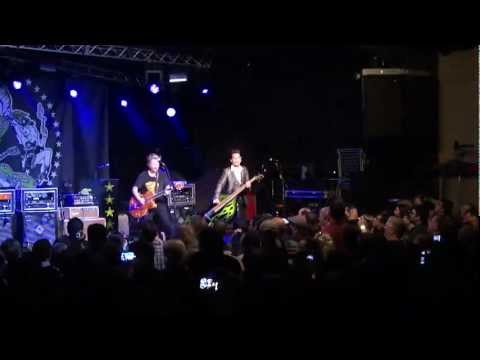 Brian Setzer Rockabilly Riot Austin TX 12-10-11 HD 720P pt2