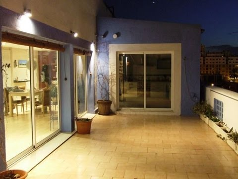 Modernised Penthouse Apartment in Valencia Reduced by 50,000 Euros