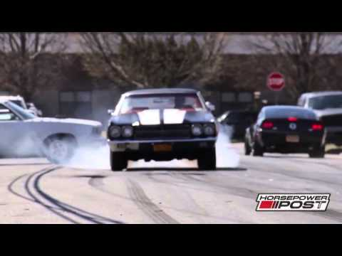Horsepowerpost.com - BPR Muscle Car Meet & Burnout Contest