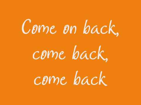 Razorlight - Don&#039;t Go Back To Dalston - Lyrics