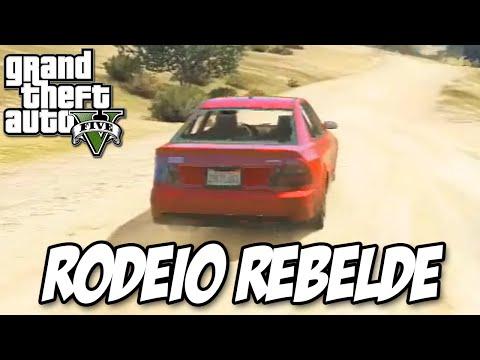 Gta V - Rodeio Rebelde Corrida Nova Aprovada Rockstar video