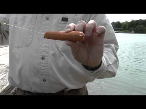 Best Ever Catfish Fishing tip. Hot dog bait rig for Channel Blue Flathead Wels Ginch Cats