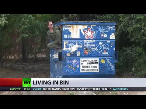 Scientist Downsizes: 'Magical experience' in dumpster of science