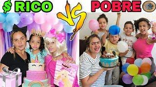 RICO VS POBRE ANIVERSARIO