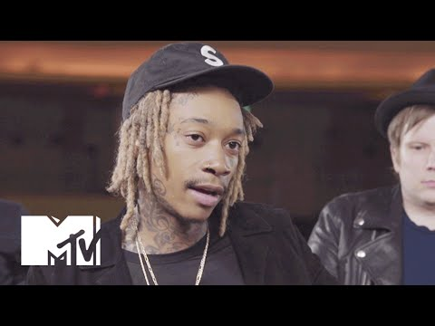 Wiz Khalifa Talks Recording 'Furious 7's' Paul Walker Tribute Song | MTV News