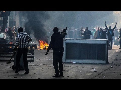 Egypt: over two dozen dead in clashes on third anniversary of anti-Mubarak uprising