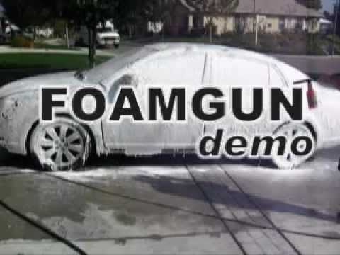 Car wash Foam Cannon Gun or Foam Lance